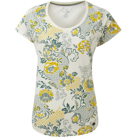 Sherpa Meytho T-shirt Dames, katha white